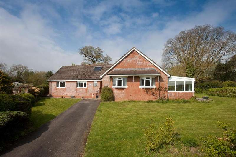 4 Bedrooms Bungalow for sale in Dinton