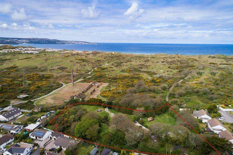 Land Commercial for sale in Upton Towans, Hayle