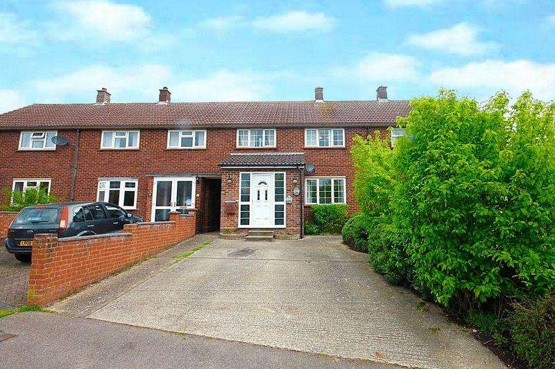 3 Bedrooms Terraced House for sale in Snatchup, Redbourn