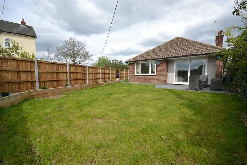 3 Bedrooms Detached Bungalow for sale in Stock Chase, Heybridge, Maldon, Essex