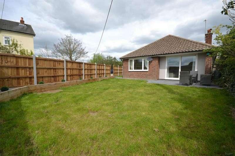 3 Bedrooms Detached Bungalow for sale in Stock Chase, Heybridge, Maldon, Essex