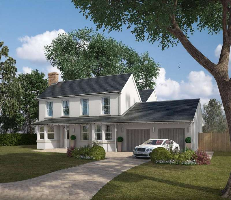 5 Bedrooms Detached House for sale in Cedar House, Pytches Road, Woodbridge, Suffolk, IP12