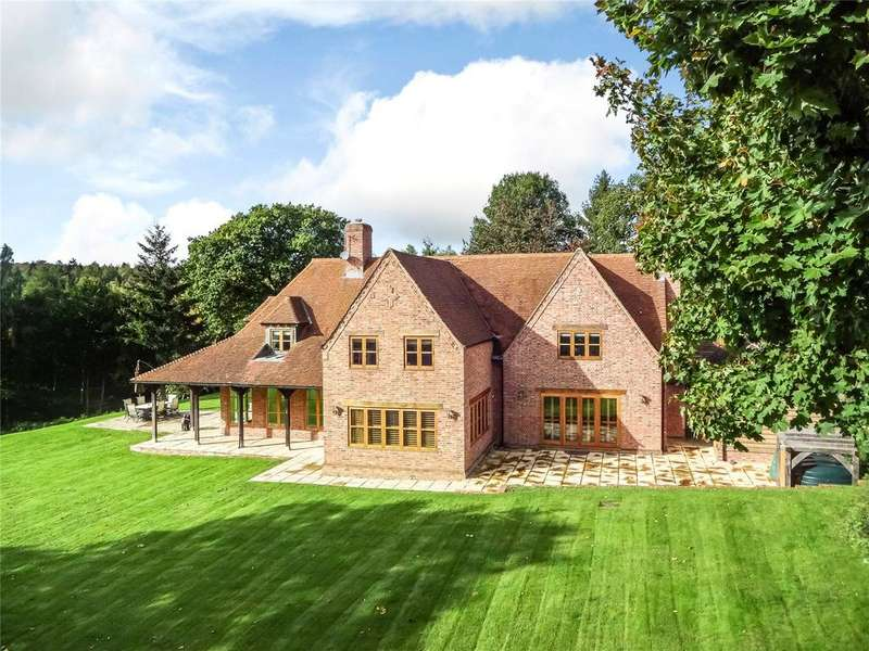 4 Bedrooms Unique Property for sale in Witheridge Hill, Highmoor, Henley-on-Thames, Oxfordshire, RG9