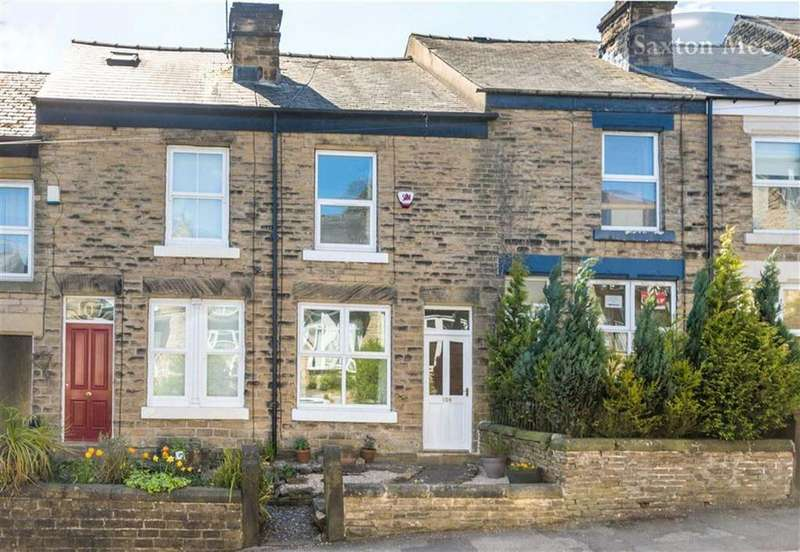 3 Bedrooms Terraced House for sale in Lydgate Lane, Crookes, Sheffield, S10