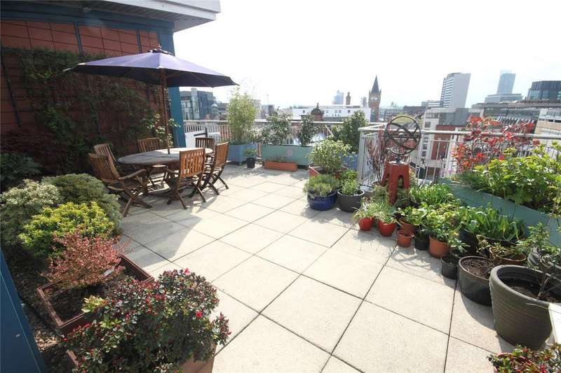 2 Bedrooms Flat for sale in Piccadilly Lofts, Dale Street, Manchester, Greater Manchester, M1