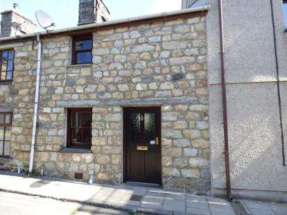 2 Bedrooms Terraced House for sale in Kingshead Street, Pwllheli, Gwynedd, LL53