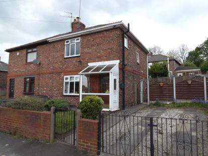 3 Bedrooms Semi Detached House for sale in Central Avenue, Prescot, Merseyside, L34