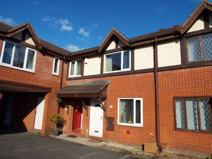 2 Bedrooms Terraced House for sale in Lanark Close, St. Helens, Merseyside, WA10