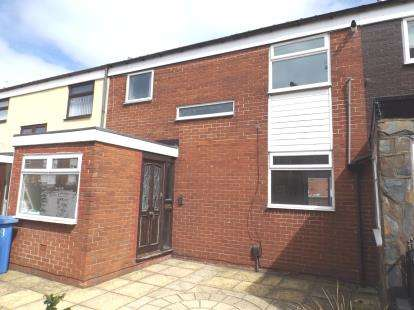 3 Bedrooms Terraced House for sale in Abingdon Grove, Walton, Liverpool, Merseyside, L4