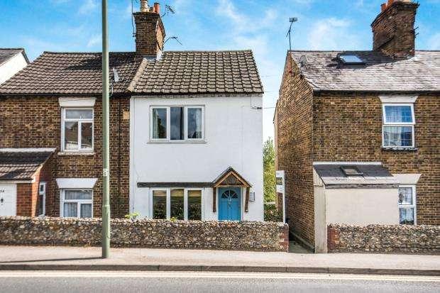 2 Bedrooms Semi Detached House for sale in Heath End, Farnham, Surrey