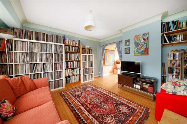 4 Bedrooms Terraced House for sale in Trinity Rise, Tulse Hill