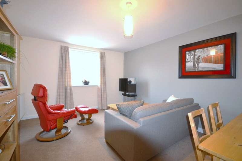 2 Bedrooms Apartment Flat for sale in Old Park Avenue, Exeter, Devon, EX1