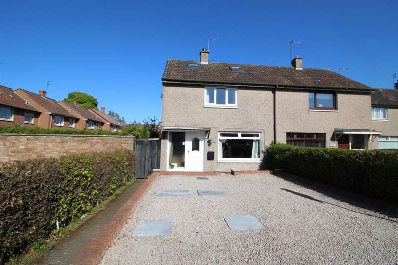 2 Bedrooms Semi Detached House for sale in Carlyle Road, Glenrothes, KY6