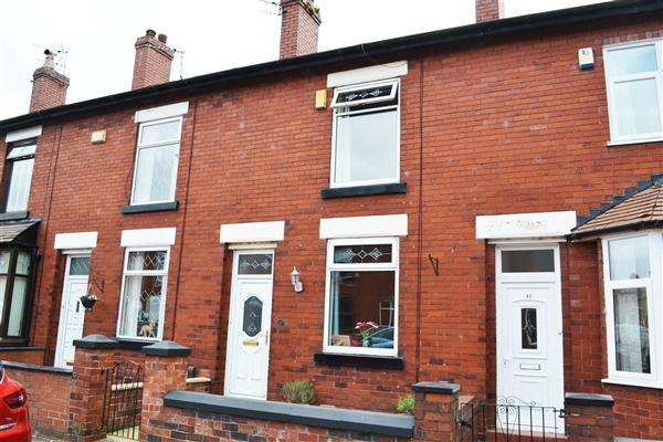 2 Bedrooms Terraced House for sale in Leigh Road, Atherton