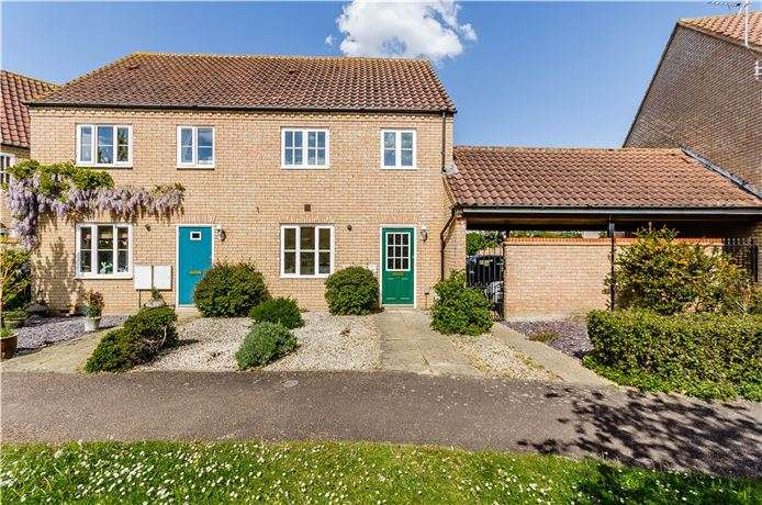 3 Bedrooms Semi Detached House for sale in Tennyson Place, Ely