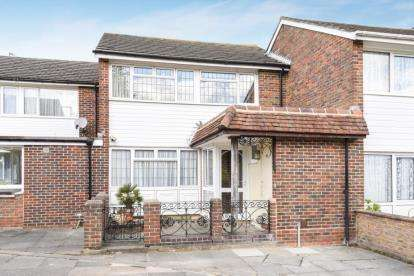 3 Bedrooms Terraced House for sale in Belle Vue Road, Downe, Orpington