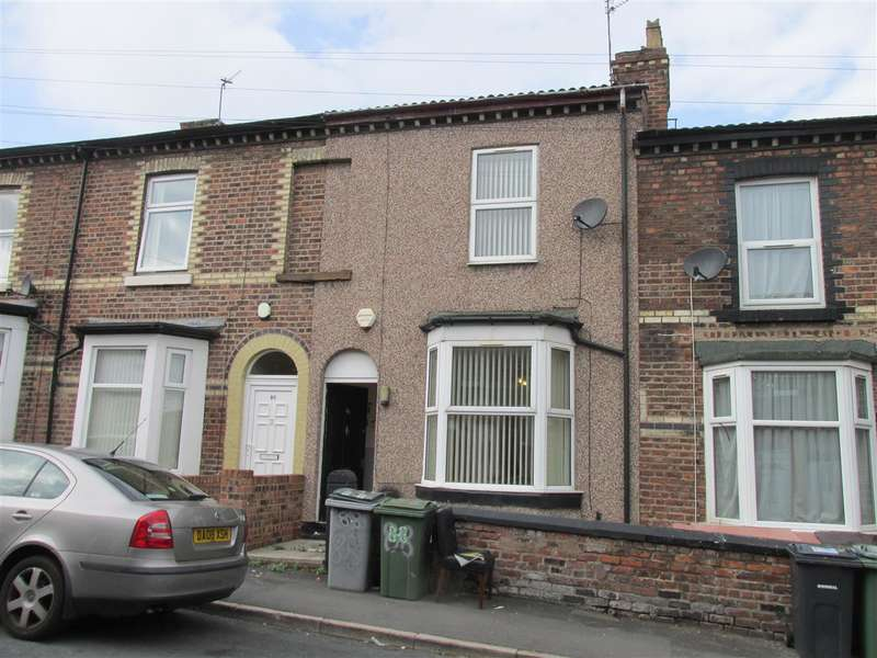 2 Bedrooms Terraced House for sale in Rodney Street, Birkenhead