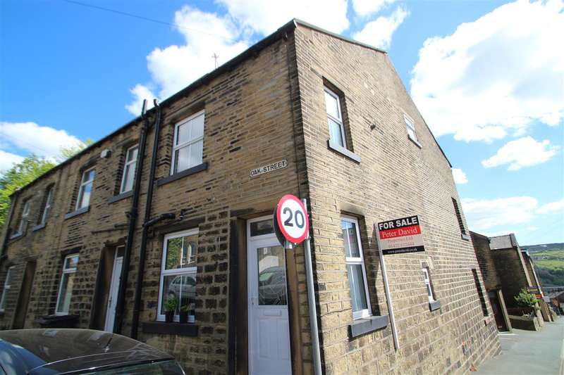 2 Bedrooms Terraced House for sale in Oak Street, Sowerby Bridge