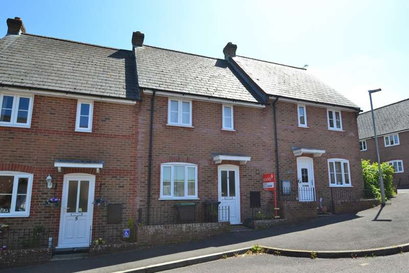 2 Bedrooms Terraced House for sale in Puddletown