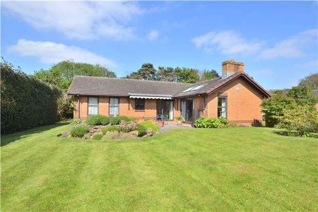 4 Bedrooms Detached Bungalow for sale in 1 Balcarras Retreat, Charlton Kings, Cheltenham, Glos, GL53 8QU