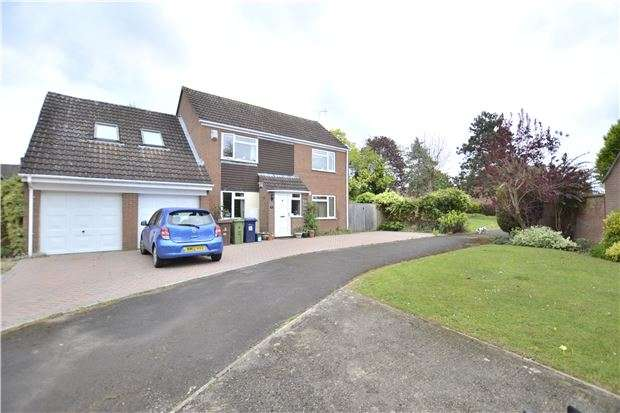 4 Bedrooms Detached House for sale in Beech Close, Highnam, GLOUCESTER, GL2 8EG