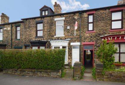 3 Bedrooms Terraced House for sale in Northfield Road, Crookes, Sheffield