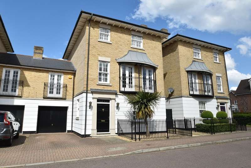 5 Bedrooms Town House for sale in Milliners Way, St. Michaels Mead