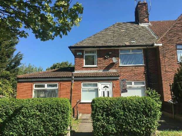 3 Bedrooms End Of Terrace House for sale in Blackrod Avenue, Liverpool