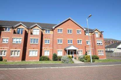 2 Bedrooms Flat for sale in Porterfield Road, Renfrew, Renfrewshire