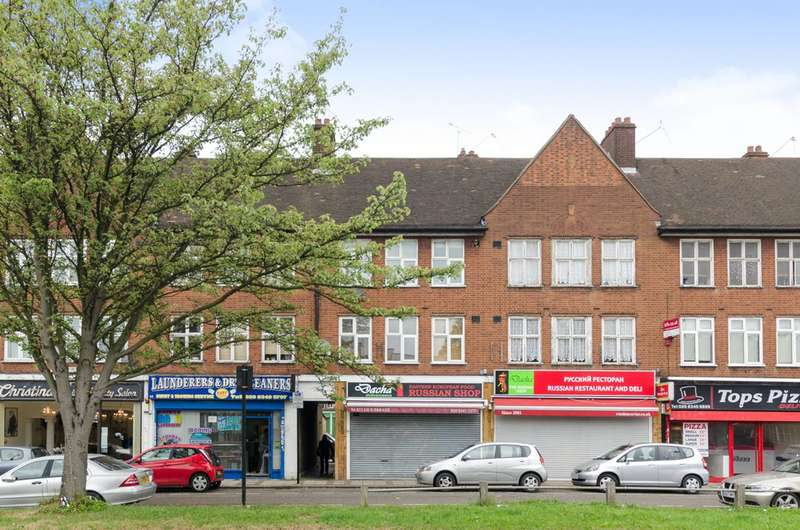 1 Bedroom Flat for sale in Aylmer Parade, East Finchley, N2