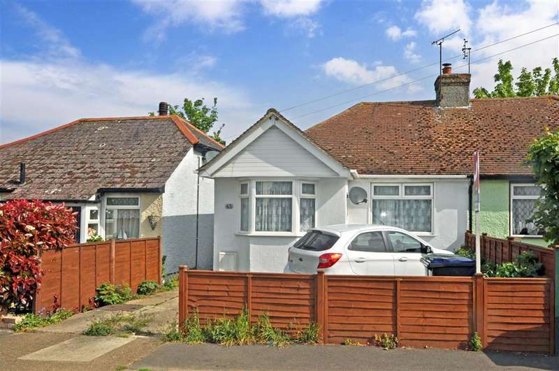 2 Bedrooms Semi Detached Bungalow for sale in Greenhill Gardens, Herne Bay, Kent