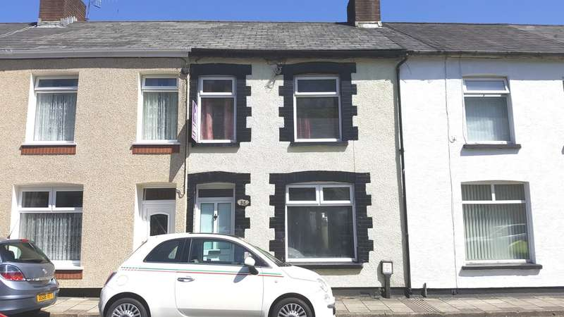 3 Bedrooms Terraced House for sale in Alexandra Road, Ynysddu, Newport