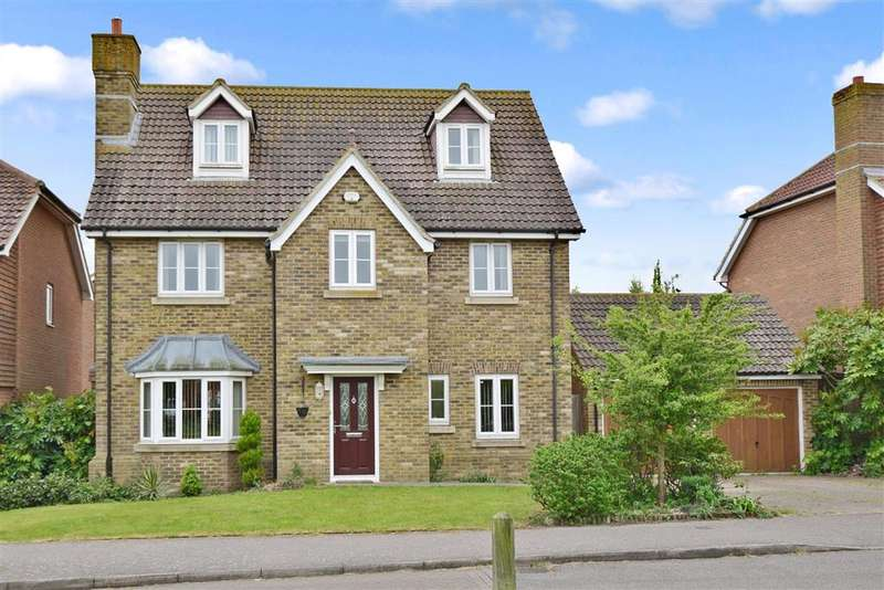 6 Bedrooms Detached House for sale in Teal Drive, , Herne Bay, Kent