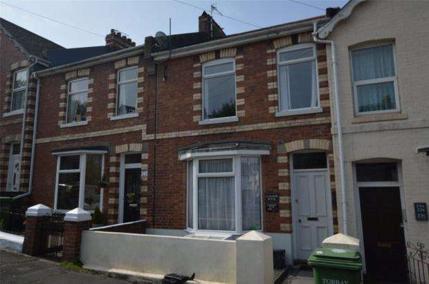 3 Bedrooms Maisonette Flat for sale in Lower Shirburn Road, Torquay, Devon