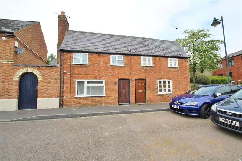 2 Bedrooms Semi Detached House for sale in North End Square, Buckingham