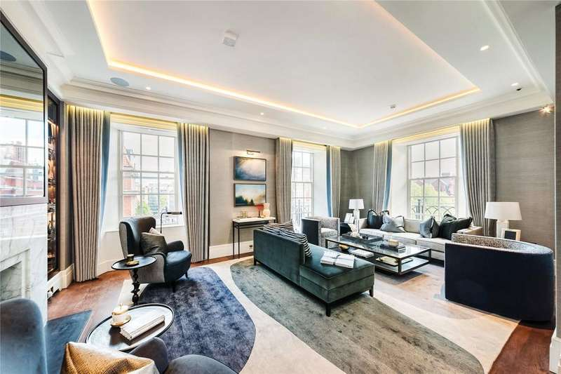 3 Bedrooms Flat for rent in Carlos Place, London, W1K