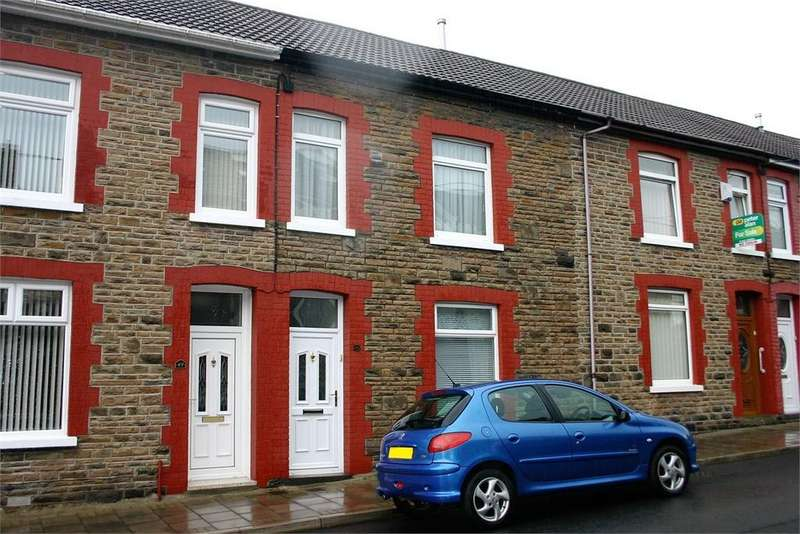 3 Bedrooms Terraced House for sale in 48 Lanelay Terrace, Maesycoed, Pontypridd, Rhondda Cynon Taff, CF37 1ER
