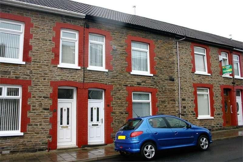 3 Bedrooms Terraced House for sale in 48 Lanelay Terrace, Maesycoed, Pontypridd, Rhondda Cynon Taff, CF37 1ER