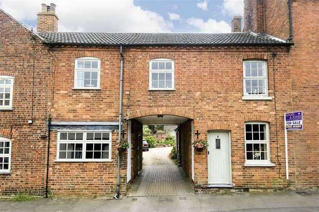 3 Bedrooms Terraced House for sale in West Street, Welford, NORTHAMPTON