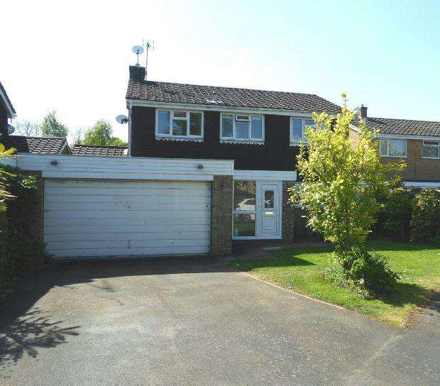 4 Bedrooms Detached House for sale in Homestead Road, Banbury