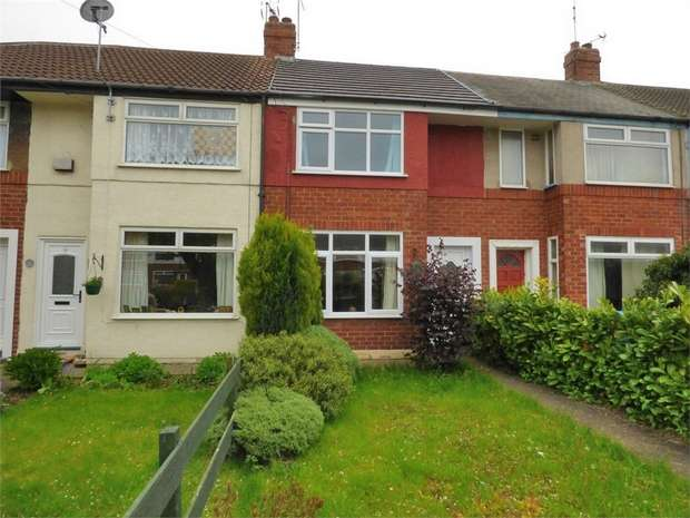 3 Bedrooms Terraced House for sale in Hotham Road South, Hull, East Riding of Yorkshire