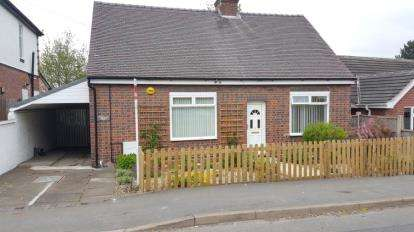 2 Bedrooms Bungalow for sale in Potters Lane, Polesworth, Tamworth, Warwickshire