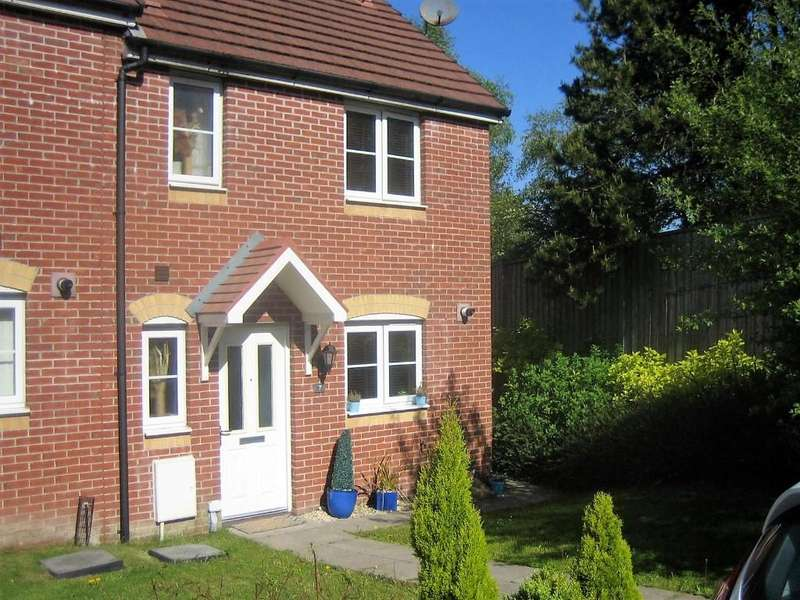 3 Bedrooms End Of Terrace House for sale in Llys Mieri, Penllergaer