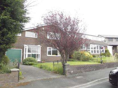 4 Bedrooms Detached House for sale in Leaverholme Close, Cliviger, Burnley, Lancashire, BB10