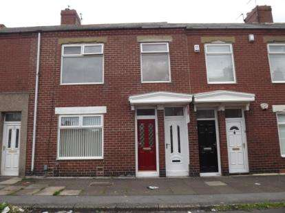 2 Bedrooms Flat for sale in Eccleston Road, South Shields, Tyne and Wear, NE33
