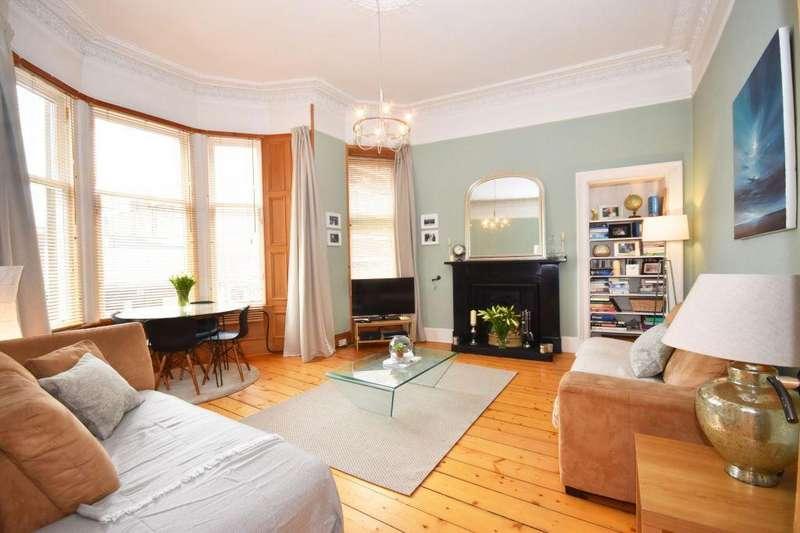 3 Bedrooms Flat for sale in 211/2 Morningside Road, Edinburgh EH10 4QT