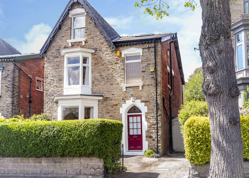 4 Bedrooms Detached House for sale in 9 Albany Road, Nether Edge, S7 1DN
