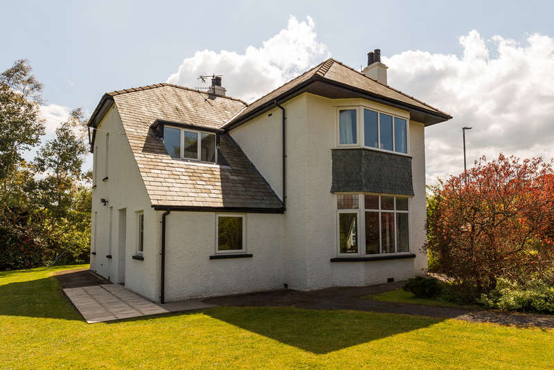 4 Bedrooms Detached House for sale in 10 Burton Road, Kendal, Cumbria, LA9 7JA