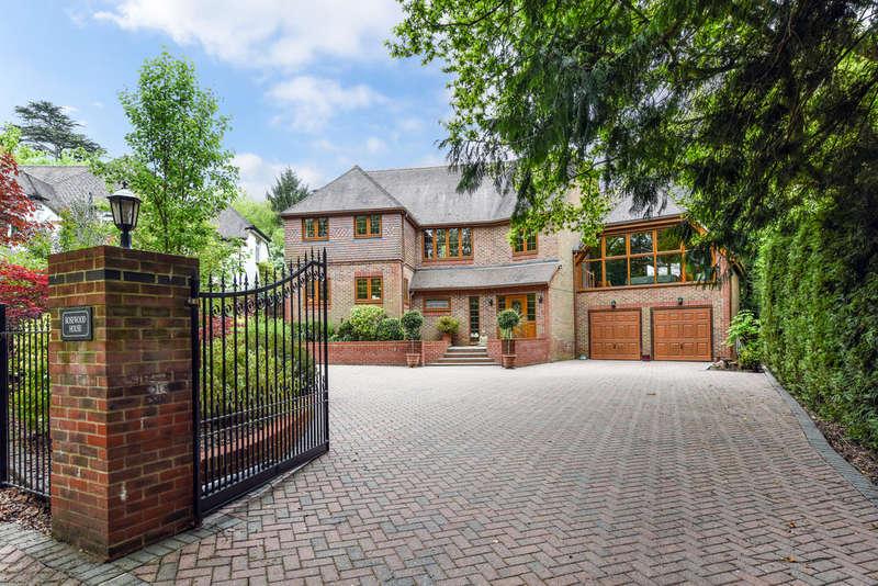 5 Bedrooms Detached House for sale in Chapel Lane, Curdridge