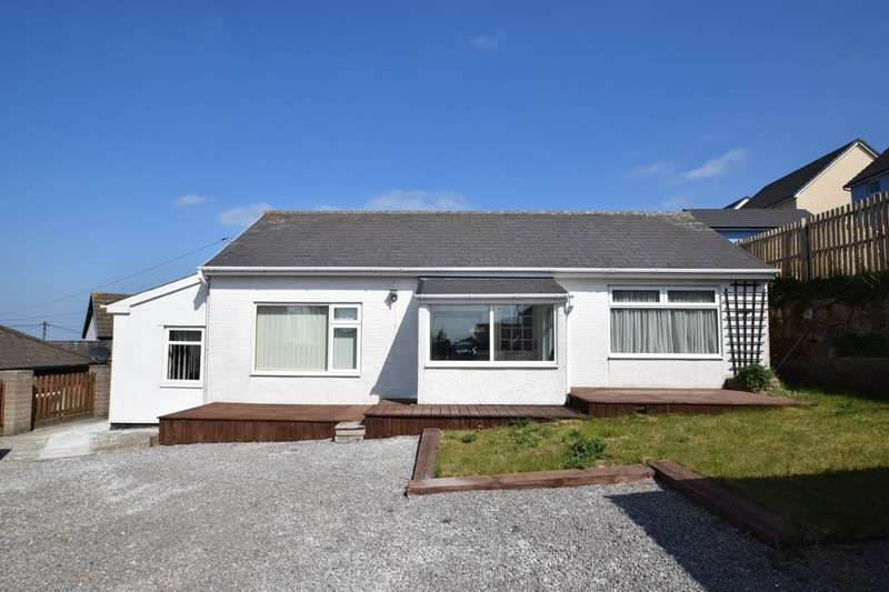2 Bedrooms Detached Bungalow for sale in 63A Main Road, Ogmore By Sea, Vale of Glamorgan, CF32 0PL.
